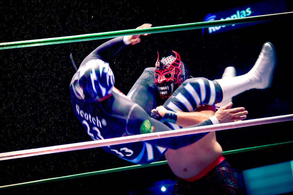 lucha_libre_arena_Mexico