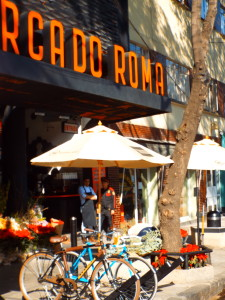 mercado roma hipster market