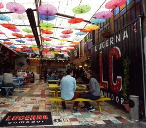 Lucerna Comedor food courts