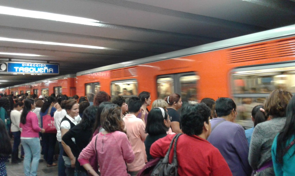 sounds of mexico city metro